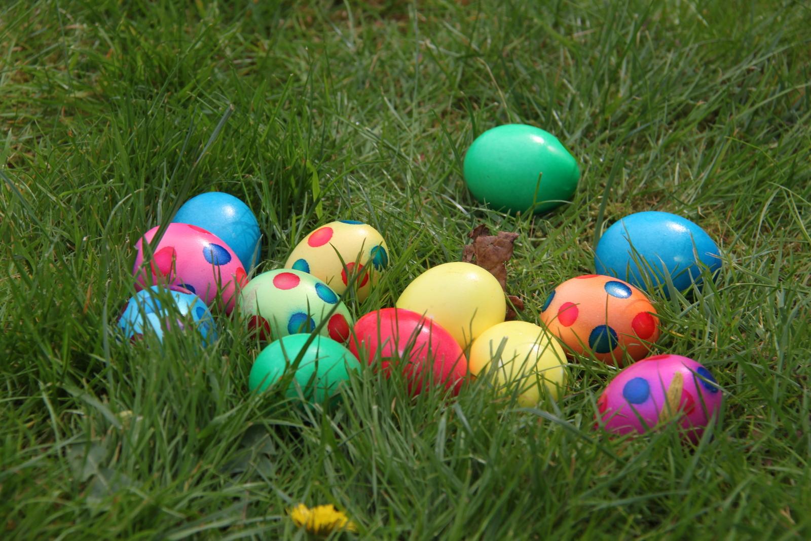2019 City Easter Egg Hunt